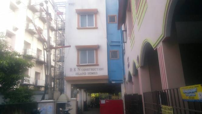 840 sqft, 2 bhk Apartment in RKN Island Homes Velachery, Chennai at Rs. 45.0000 Lacs
