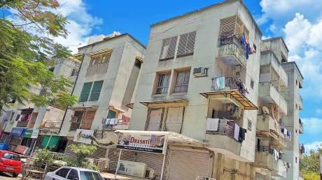 882 sqft, 2 bhk Apartment in Builder Shivangi Apartment Thaltej, Ahmedabad at Rs. 47.0000 Lacs