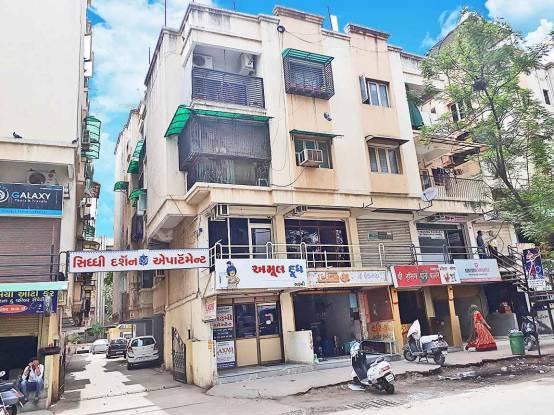 1125 sqft, 3 bhk Apartment in Builder Siddhi Darshan Apartment Prahlad Nagar, Ahmedabad at Rs. 65.0000 Lacs
