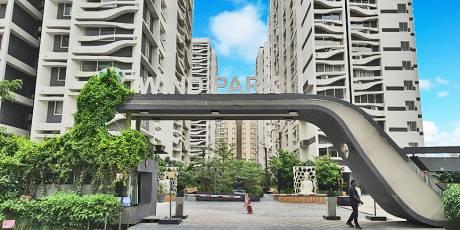 2165 sqft, 3 bhk Apartment in Shree Balaji Wind Park Near Nirma University On SG Highway, Ahmedabad at Rs. 22000