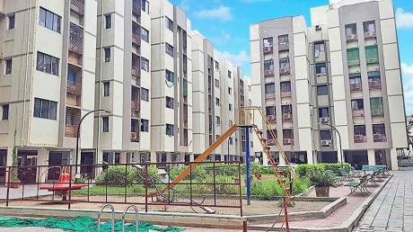 1305 sqft, 2 bhk Apartment in Bakeri Smarana Apartments Vejalpur Gam, Ahmedabad at Rs. 51.0000 Lacs