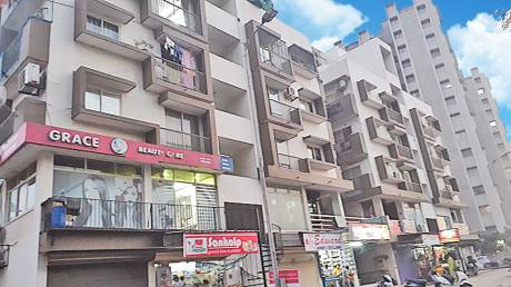 595 sqft, 1 bhk Apartment in Poddar Palm Enclave Makarba, Ahmedabad at Rs. 26.0000 Lacs