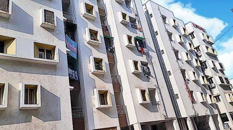 963 sqft, 2 bhk Apartment in JBR Ayodhya Apartment Vatva, Ahmedabad at Rs. 22.5000 Lacs