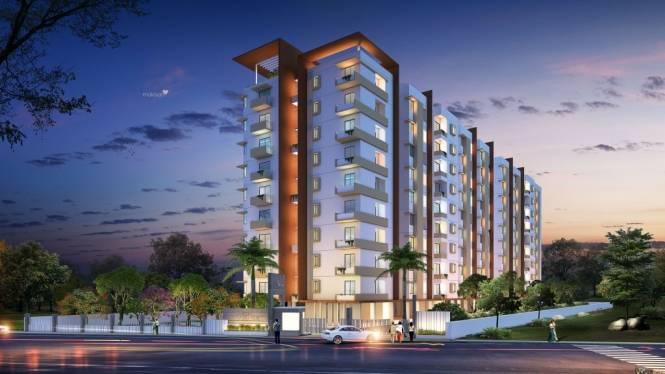 1225 sqft, 3 bhk Apartment in Subha 9 Sky Vue Anekal City, Bangalore at Rs. 33.0750 Lacs