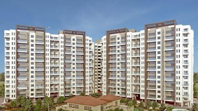 1035 sqft, 2 bhk Apartment in Pethkar Siyona Phase I Tathawade, Pune at Rs. 61.3800 Lacs