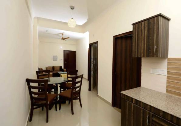 950 sqft, 2 bhk Apartment in Builder Apartments Pilibhit Road, Bareilly at Rs. 22.5000 Lacs