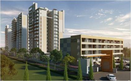 1730 sqft, 3 bhk Apartment in Builder green lotus avenue zirakpur Zirakpur, Mohali at Rs. 80.0000 Lacs