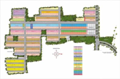1250 sqft, Plot in Builder Golf Greens sejbahar, Raipur at Rs. 15.0000 Lacs