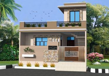 480 sqft, 1 bhk Villa in Builder pahal group gomti nagar extension, Lucknow at Rs. 11.9900 Lacs