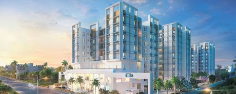 1128 sqft, 3 bhk Apartment in Primarc and Riya group Aura Mankundu, Kolkata at Rs. 27.0720 Lacs