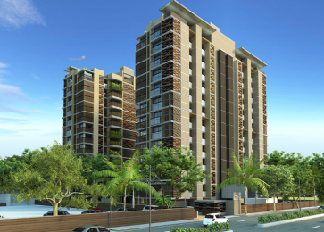2784 sqft, 3 bhk Apartment in Builder Project Jodhpur, Ahmedabad at Rs. 45000