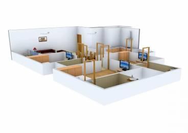 1773 sqft, 3 bhk Apartment in Nishant Ratnaakar Atelier Jodhpur Village, Ahmedabad at Rs. 32000