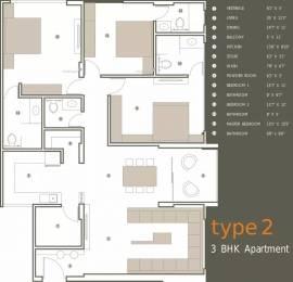 2470 sqft, 3 bhk Apartment in Olive Brick Home Gulbai Tekra, Ahmedabad at Rs. 70000