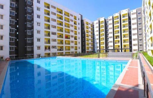1325 sqft, 3 bhk Apartment in Shriram Smrithi Attibele, Bangalore at Rs. 13000