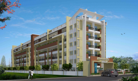1220 sqft, 2 bhk Apartment in Bharath East View Paradise Kottapalli, Tirupati at Rs. 39.5000 Lacs