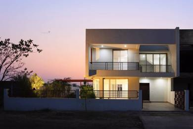1650 sqft, 3 bhk IndependentHouse in Builder in mahalaxmi city Koradi Road, Nagpur at Rs. 53.4625 Lacs