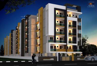 1000 sqft, 2 bhk Apartment in Builder Sreenevas Achutapuram, Visakhapatnam at Rs. 25.0000 Lacs