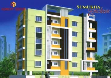 1500 sqft, 3 bhk Apartment in Builder Sumuka enclave Kommadi Main Road, Visakhapatnam at Rs. 51.0000 Lacs