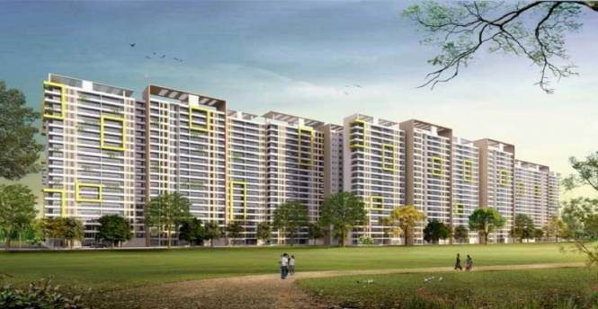 1240 sqft, 2 bhk Apartment in SJR Palazza City Sarjapur Road Wipro To Railway Crossing, Bangalore at Rs. 75.0000 Lacs
