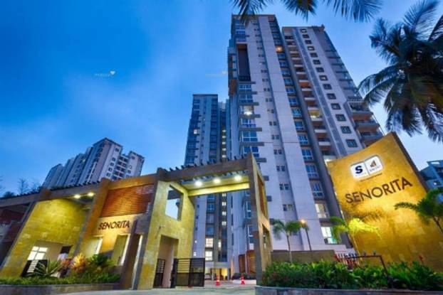 1275 sqft, 3 bhk Apartment in Salarpuria Sattva Senorita Kasavanahalli Off Sarjapur Road, Bangalore at Rs. 1.1000 Cr