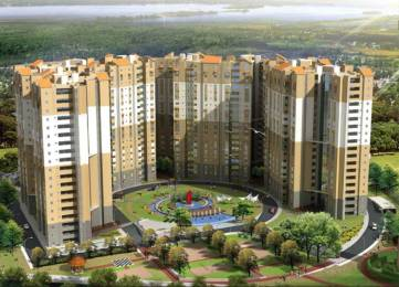 1255 sqft, 3 bhk Apartment in Ozone Evergreens Harlur, Bangalore at Rs. 1.3000 Cr