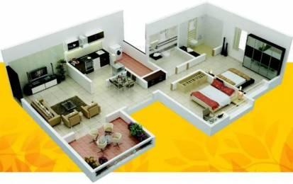 1067 sqft, 2 bhk Apartment in Gulmohar Primrose Wagholi, Pune at Rs. 52.0000 Lacs