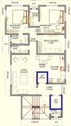 1241 sqft, 3 bhk Apartment in Gangar La Regalia Malad West, Mumbai at Rs. 2.5000 Cr
