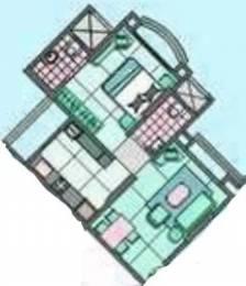 636 sqft, 1 bhk Apartment in Gemstar Symphony Kandivali West, Mumbai at Rs. 95.0000 Lacs