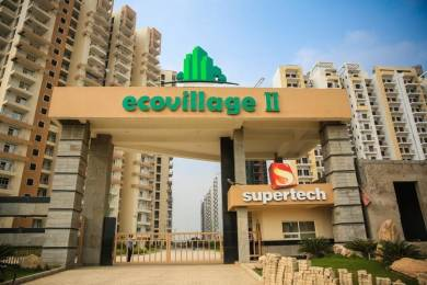 890 sqft, 2 bhk Apartment in Supertech Eco Village 2 Sector 16B Noida Extension, Greater Noida at Rs. 25.6000 Lacs