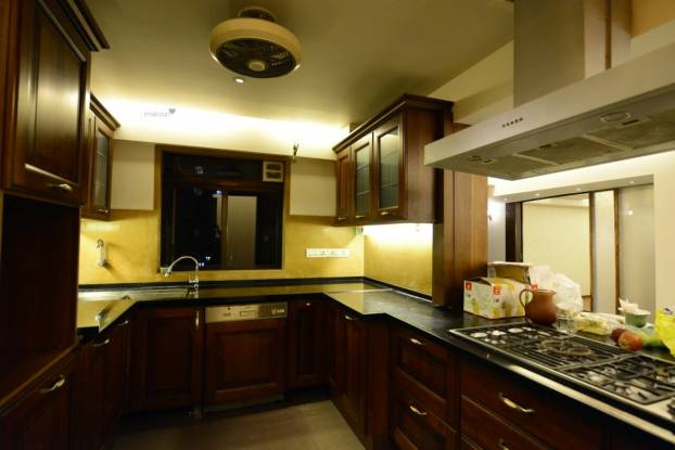 1600 sqft, 3 bhk Apartment in Mahindra Gardens Goregaon West, Mumbai at Rs. 70000