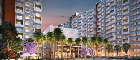 817 sqft, 2 bhk Apartment in Godrej Seven Joka, Kolkata at Rs. 29.0000 Lacs