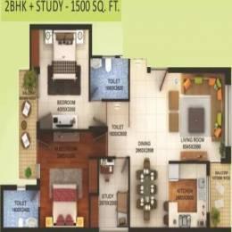 1500 sqft, 2 bhk Apartment in Paarth Gardenia Residency Sarojini Nagar, Lucknow at Rs. 45.0000 Lacs