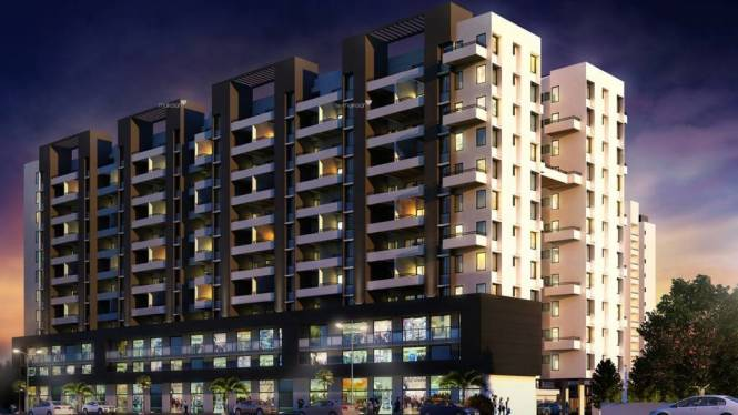 604 sqft, 1 bhk Apartment in Mantra Essence Undri, Pune at Rs. 27.0000 Lacs