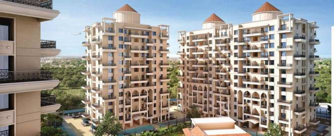 1340 sqft, 3 bhk Apartment in Nyati Evara I Undri, Pune at Rs. 75.0000 Lacs