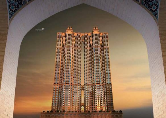 1250 sqft, 2 bhk Apartment in Arihant Superstructures Builders Clan Aalishan Sector 36 Kharghar, Mumbai at Rs. 88.0000 Lacs