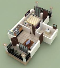 915 sqft, 1 bhk BuilderFloor in Builder Project Sector 7, Gurgaon at Rs. 8750