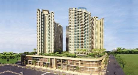 826 sqft, 2 bhk Apartment in Vraj Green Valley Thane West, Mumbai at Rs. 93.0000 Lacs