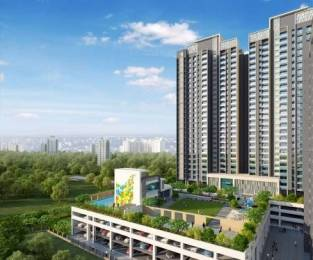 607 sqft, 2 bhk Apartment in Dosti Desire Dosti Pearl Thane West, Mumbai at Rs. 84.0000 Lacs
