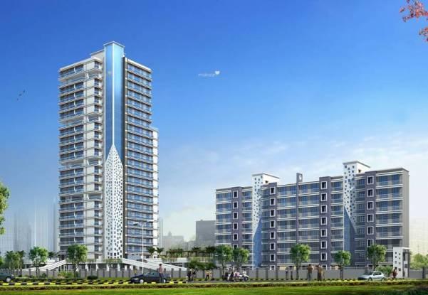 927 sqft, 2 bhk Apartment in Dedhia Elita Thane West, Mumbai at Rs. 95.0000 Lacs
