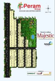 2142 sqft, Plot in Builder Peram Aditya Mejastic Bhanur, Hyderabad at Rs. 39.2700 Lacs