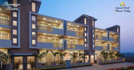 1093 sqft, 2 bhk Apartment in Builder Central Park Flamingo Floors South of Gurgaon Sector 33 Sohna, Gurgaon at Rs. 63.0000 Lacs