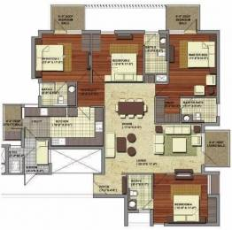 2390 sqft, 4 bhk Apartment in Conscient Heritage One Sector 62, Gurgaon at Rs. 47000