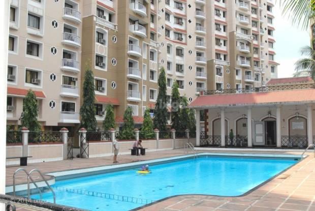 1120 sqft, 2 bhk Apartment in Builder my fair hill crist vikhroli west, Mumbai at Rs. 45000