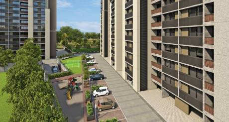 2750 sqft, 4 bhk Apartment in Goyal Riviera Blues Makarba, Ahmedabad at Rs. 60000