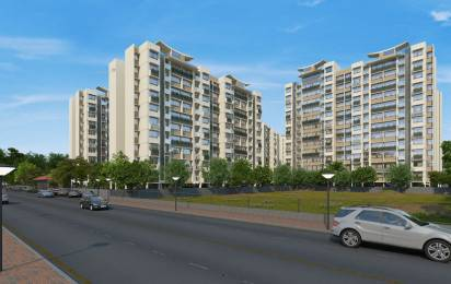 1665 sqft, 3 bhk Apartment in Ajmera And Sheetal Casa Vyoma Vastrapur, Ahmedabad at Rs. 30000