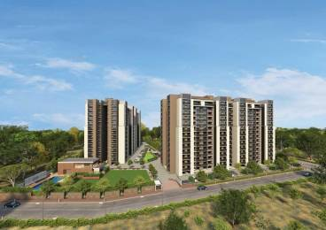 2750 sqft, 4 bhk Apartment in Goyal Riviera Blues Makarba, Ahmedabad at Rs. 55000