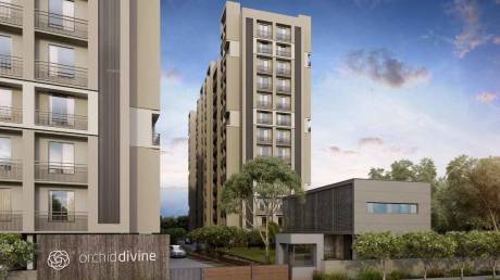 1400 sqft, 3 bhk Apartment in Goyal Orchid Divine Bopal, Ahmedabad at Rs. 65.0000 Lacs