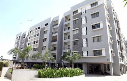 1100 sqft, 2 bhk Apartment in Vishwanath Sharanam 12 Prahlad Nagar, Ahmedabad at Rs. 25000