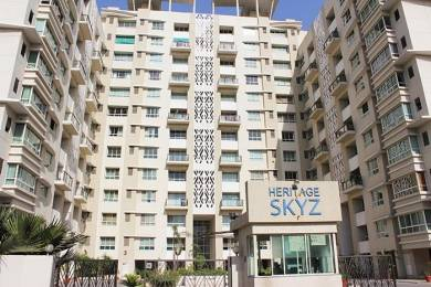 2100 sqft, 3 bhk Apartment in Adi Skyz Prahlad Nagar, Ahmedabad at Rs. 1.4500 Cr