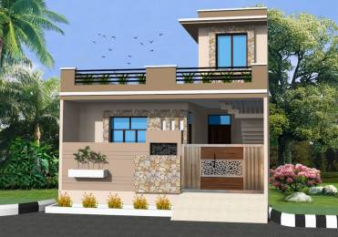 960 sqft, 2 bhk Villa in Builder PAHAL VILLA jankipuram vistar, Lucknow at Rs. 24.0000 Lacs